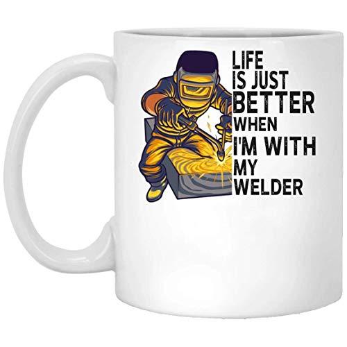 N\A Like Is Just Better When I_m with My Welder Mug Blanco 01_23 MUG 15oz