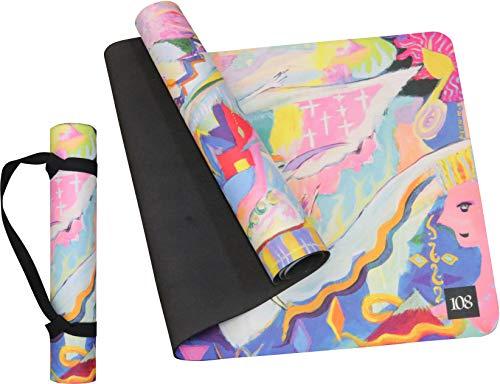 108&Co.(108&Co.) 108TOKYO ヨガマット ケ・セラ・セラ 66×183×0.4cm 1-A18-1