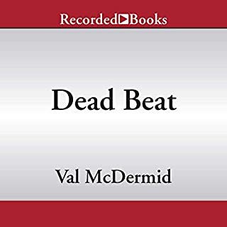 Dead Beat audiobook cover art