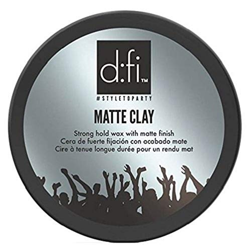 D:FI MATTE CLAY Haarwachs Kräftiger Halt - Mattes Finish, 75g