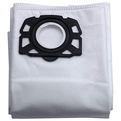 ACAMPTAR 6 Pcs Remplacements de Sac de Nettoyage de Sac de Poussière pour Karcher Mv4 Mv5 Mv6 Wd4 Wd5 Wd6 Aspirateur Sac Accessoires