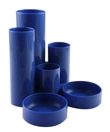 Q Connect Tidy Tube - Blue