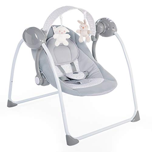 Chicco Relax und Play Babyschaukel, cool grey