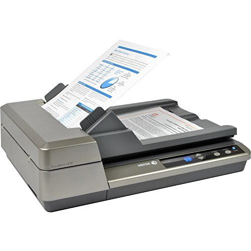: Xerox PXDM32205D-G/W Document Scanner