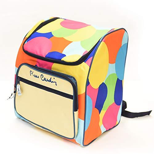 Pierre Cardin L.Medusa B. Thermal Backpack 25lt, Multicoloured, One Size