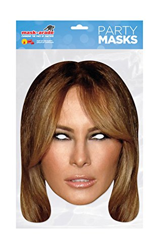Rubie's Melania Trump Facemask (One Size)