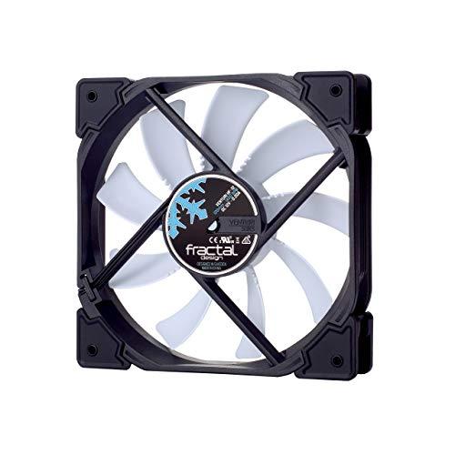 Fractal Design Venturi HF-12 Carcasa del Ordenador Ventilador Carcasa del Ordenador, Ventilador, 12 cm, 1100 RPM, 1400 RPM, 19 dB Ventilador de PC