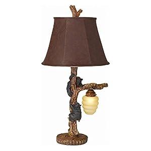 Pacific Coast Lighting Honey Bear Table Lamp