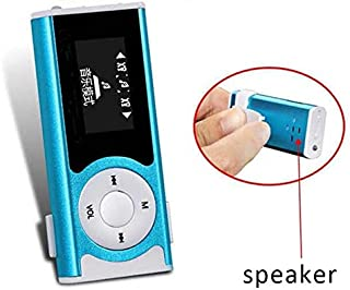 Mini Clip Mp3 Player Portable MP3 Player USB Electronic Sports Music Player Support Micro SD TF Card MP3 LED Flashlight