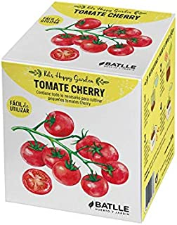79d13a4b0 Kit cultivo Happy Garden Tomate Cherry