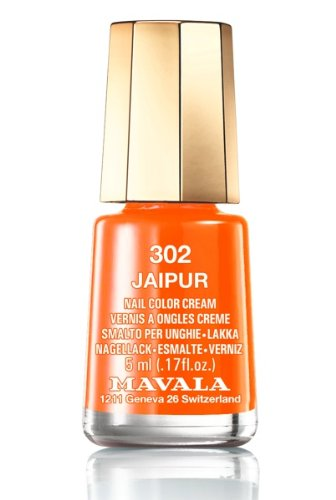 Mavala Mini Color Nail Color Cream 5ml - Color : 302: Jaipur
