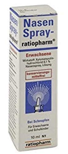 Nasenspray Ratiopharm 3x 15ml
