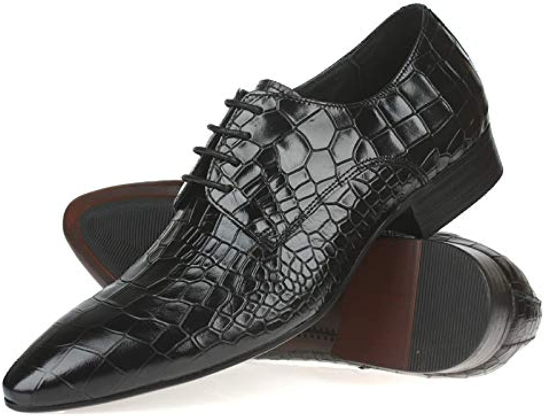 LOVDRAM Men'S Leather shoes Dress shoes Boutique Men'S shoes Leather shoes Leather