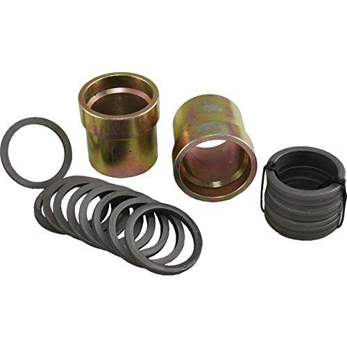 Eckler's Premier Quality Products 25-106272 - Corvette Rear Wheel Spindle Bearing Shim Kit