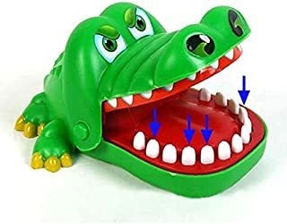 Large Fun Toys Crocodile Dentist Bite Finger Game Funny Novetly Crocodile Toy for Kids Gift