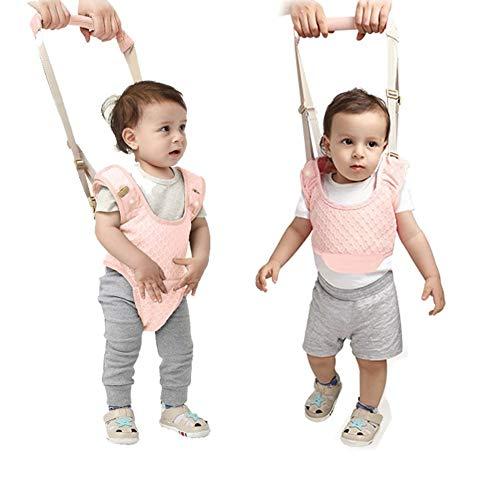 CLINI Bebé Caminar Arnés, 2-in-1 Seguridad Asistente Niños Andador para 7-24 meses,...