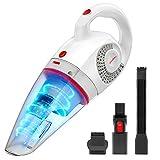 Best Hand Vacuums - GeeMo Handheld Vacuum Cleaner 8500PA Wet Dry Powerful Review