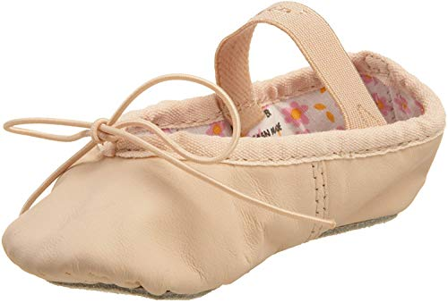 Capezio Daisy 205 Ballet Shoe (Toddler/Little Kid),Ballet Pink,10 W US Toddler