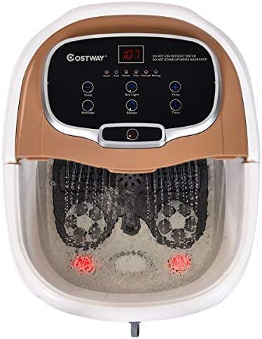 Top 10 Best hydro foot massager Reviews