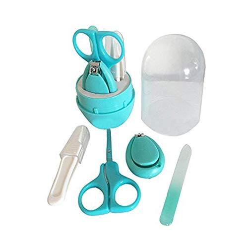 Juego de uñas para bebés, cortador de uñas para el cuidado de la seguridad del bebé, tijeras para uñas, cortaúñas, recortadora, traje de cuidado, productos para el cuidado del bebé recién nacido
