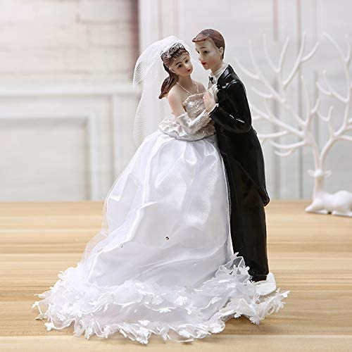 XINERJIA Statues and Dealing full price reduction Popular popular Figurines Collectible Bride Large