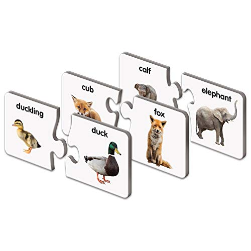 The Learning Journey: Match It! - Animal Families - Learning Animals, Animal Matching...