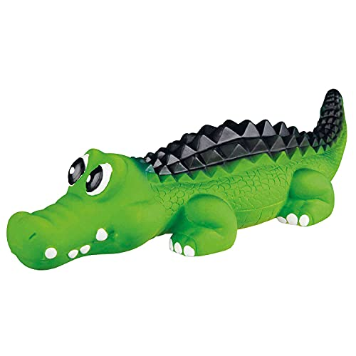 Trixie 3529 Krokodil, Latex, 33 cm