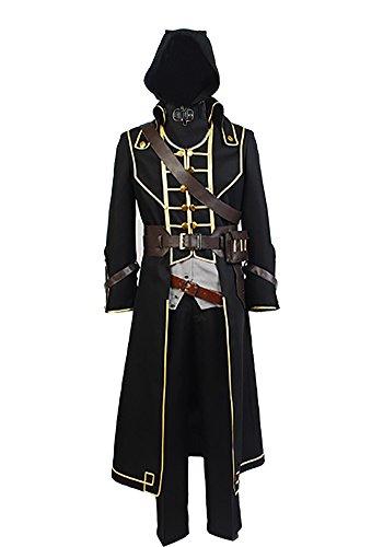 Fuman Dishonored Corvo Attano Cosplay Kostüm L