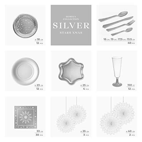 Horeca Collection [Pack Ahorro] Kit Vajilla Navidad