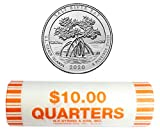 Bank Wrapped Roll From Denver Mint 40 coins total