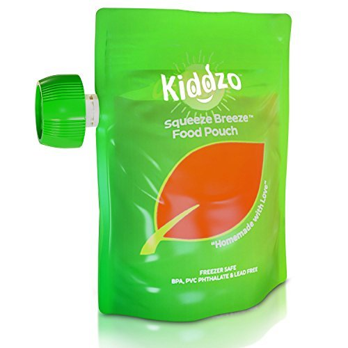 10 best fillable applesauce pouches for 2020