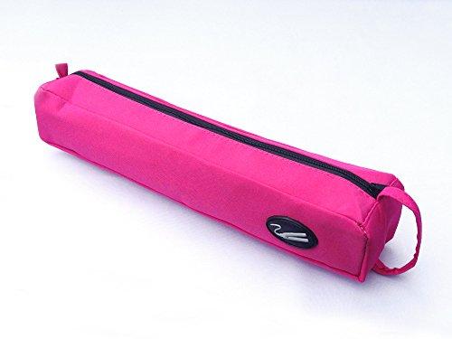 ionco Bolsa de almacenamiento para alisadores de pelo, resistente al calor, rosa TR00SBP