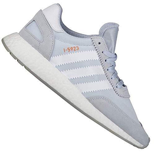 adidas Iniki Runner I-5923 Damen Sneaker Turnschuhe Schuhe Aero Blue Hellblau, Schuhgröße:36 EU, Farbe:Hellblau