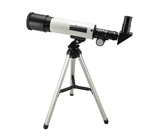 Visionking 360 x 50 mm prismáticos Monocular Telescopio Astronómico para niños Principiantes Regalo