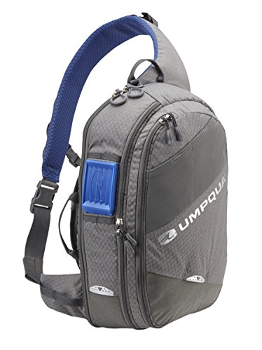 Umpqua Steamboat 1200 ZS Sling Granite (35126), Black, One Size