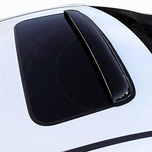 LT Sport 35' Sun/Moon Roof Top Window Sunroof Moonroof Visor Shade Guard Deflector for Honda