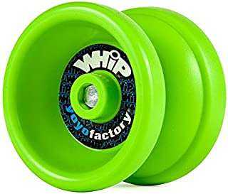 Whip Ball Bearing Professional YoYo-Green
