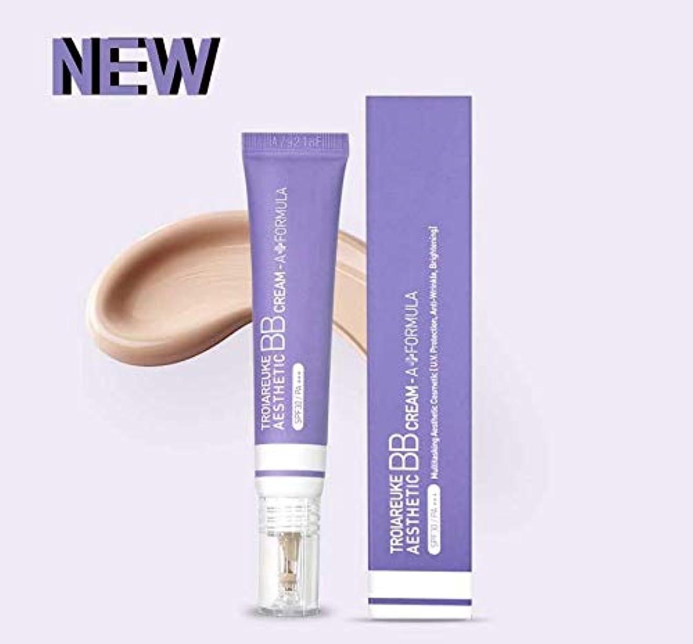 許容むちゃくちゃペルセウスTROIAREUKE (トロイアルケ) エステティック BB クリーム A+ フォーミュラ/Aesthetic BB cream A+ Formula (15ml) [並行輸入品]