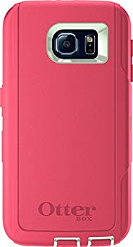 OtterBox DEFENDER SERIES for Samsung Galaxy S6 - Retail Packaging - Melon Pop  Sage Green/Hibiscus Pink