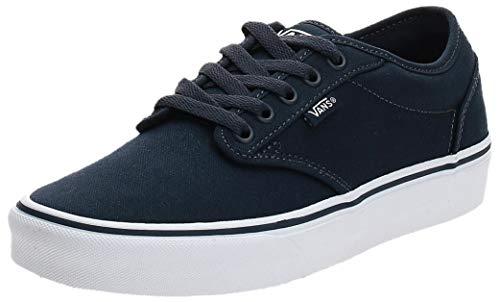 Vans Herren MN Atwood Sneakers, Blau (Navy/White 4K1), 45 EU