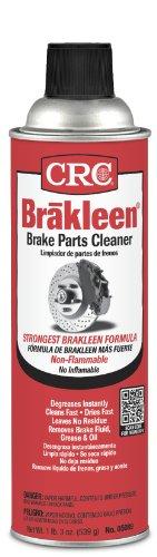 Brakleen Brake Parts Cleaners - 20oz brakleen cleaner [Set of 12]