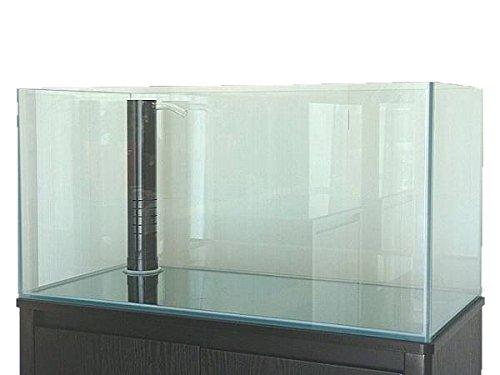 600×300×360オーバーフロー水槽セットブラック三重管仕様