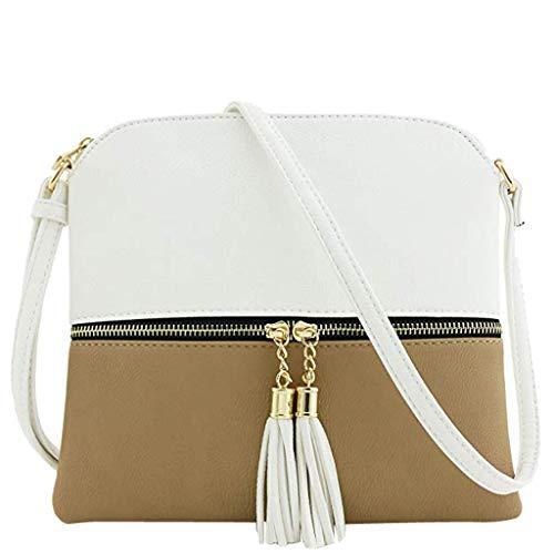 OSYARD Damen Cross Body Bag s einheitsgröße