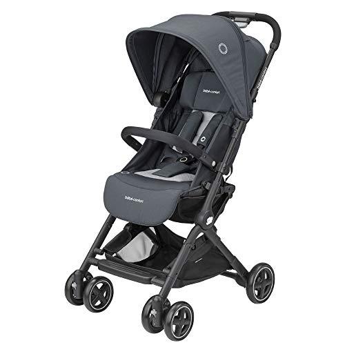 Bébé Confort Lara, Poussette canne Ultra compacte, De la naissance à 3,5 ans (0-15 kg), Essential...