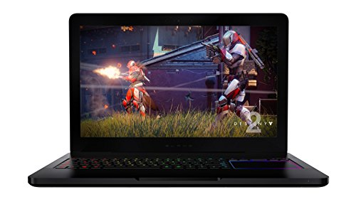 "Razer Blade Pro Gaming Laptop - 17.3"" 120Hz Full HD display, Quad-Core..."