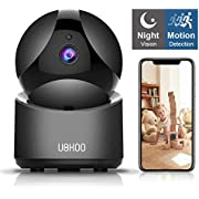 Good Wireless Security Camera Home Security Surveillance WiFi Camera with Motion Detection,