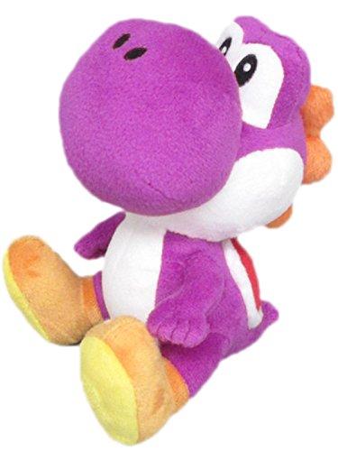 Nintendo Plüschfigur Yoshi lila (17cm)