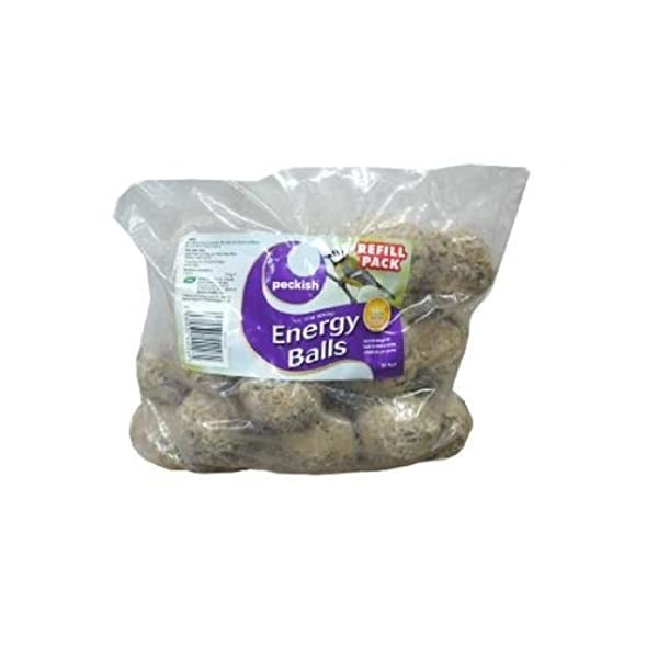 Peckish Energy Fat Balls 25 per pack
