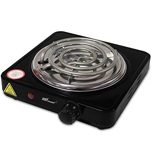 broil-master Cocina Eléctrica para Shisha - 1000W, con Regulador de Temperatura y...