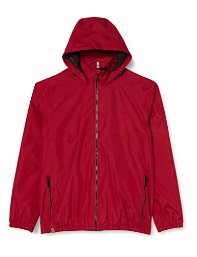 Regatta Ladomir Shell Jacket, Delhi Red, XX-Large Mens